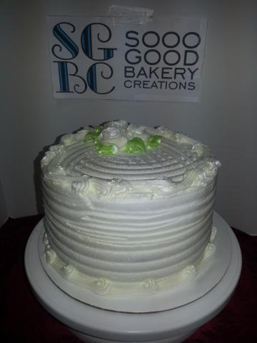 You will decorate a 2 layer 8 inch cake along with character cake and cup cakes.  The cost for the class is $75.00